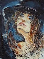 Carmen-Kroese-Miscellaneous-Emotions-People-Women-Contemporary-Art-Contemporary-Art