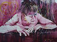 Carmen-Kroese-People-Faces-Emotions-Aggression-Contemporary-Art-Contemporary-Art