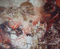 Carmen-Kroese-Animals-Land-Still-life-Contemporary-Art-Contemporary-Art