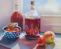 K. Birk, Likör und Tomaten