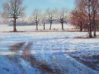Kerstin-Birk-Landscapes-Winter-Nature-Earth-Modern-Times-Realism