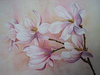 Kerstin-Birk-Plants-Flowers-Landscapes-Spring-Modern-Times-Realism