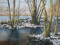 Kerstin-Birk-Landscapes-Winter-Times-Winter-Modern-Times-Realism