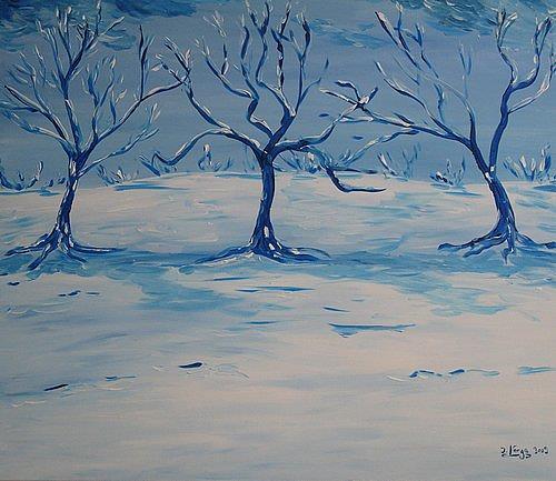 Irene Varga, January, Miscellaneous Landscapes
