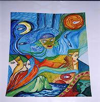 Virgy-Abstract-art-Abstract-art-Contemporary-Art-Postmodernism