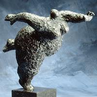 wim-heesakkers-People-Women-Emotions-Joy-Modern-Age-Expressive-Realism