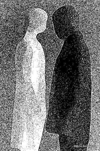 Mirta Benavente, Seres Contemporáneos, People, Conceptual Art, Abstract Expressionism