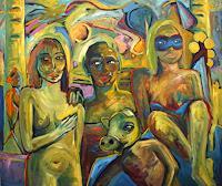 Guenter-Limburg-Society-Contemporary-Art-Neo-Expressionism