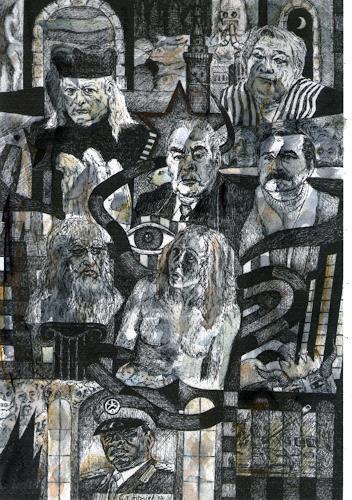 Günter Limburg, no title, Society, History, Pop-Art