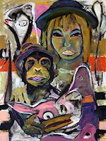 Guenter-Limburg-People-Women-Contemporary-Art-Post-Surrealism