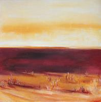 Andrea-Finck-Landscapes-Plains-Miscellaneous-Contemporary-Art-Contemporary-Art