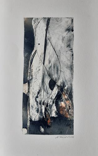 Andrea Finck, ohne Titel, Nature, Plants, Abstract Art