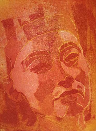 Andrea Finck, Nofretete, People: Women, Mythology, Historism