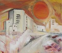 Andrea-Finck-Architecture-Abstract-art-Modern-Age-Expressionism