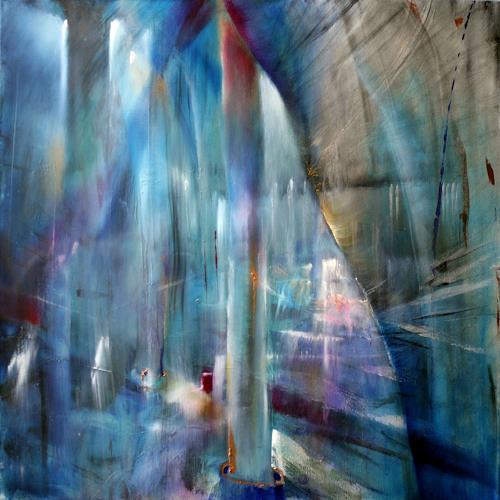 Annette Schmucker, Einlass ab 19.00 Uhr, Architecture, Abstract art, Contemporary Art