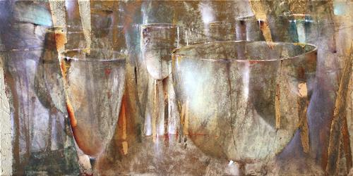 Annette Schmucker, Lichtspiel, Parties/Celebrations, Still life, Contemporary Art, Expressionism