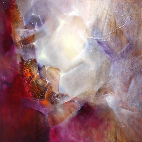 Annette Schmucker, Vom Inneren Leuchten, Abstract art, Emotions: Joy, Contemporary Art, Expressionism