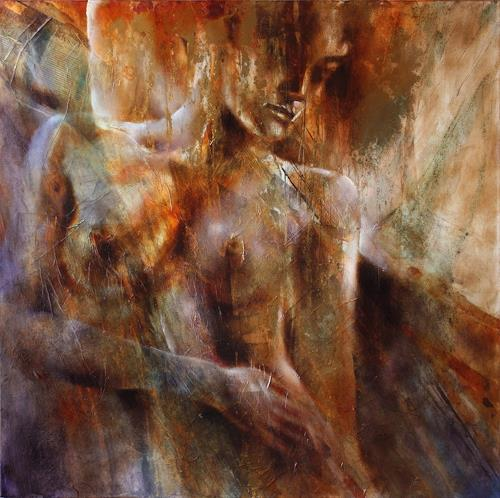 Annette Schmucker, Karla V, People, People, Contemporary Art, Expressionism