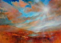 Annette-Schmucker-Landscapes-Landscapes-Mountains-Contemporary-Art-Contemporary-Art