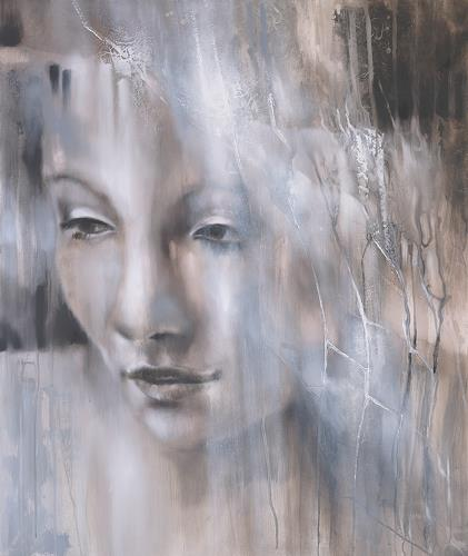 Annette Schmucker, Anna, People, People: Women, Contemporary Art, Expressionism