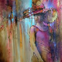 Annette-Schmucker-People-Women-Erotic-motifs-Female-nudes-Contemporary-Art-Contemporary-Art