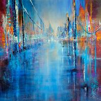 Annette-Schmucker-Buildings-Skyscrapers-Movement-Contemporary-Art-Contemporary-Art