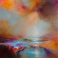 Annette-Schmucker-Landscapes-Sea-Ocean-Landscapes-Mountains-Contemporary-Art-Contemporary-Art