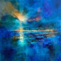 Annette-Schmucker-Miscellaneous-Landscapes-Mythology-Contemporary-Art-Contemporary-Art