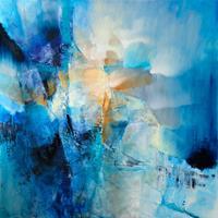 Annette-Schmucker-Abstract-art-Modern-Age-Abstract-Art-Non-Objectivism--Informel-