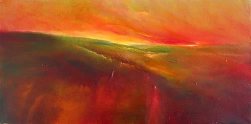 Annette Schmucker, Abend, Miscellaneous Landscapes