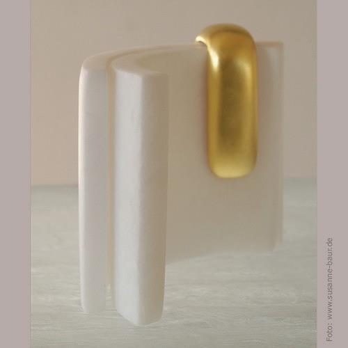 Sabine Habermann, Die Hochzeits-Skulptur/ The WeddingSkulpture, Emotions: Love, Symbol, Symbolism