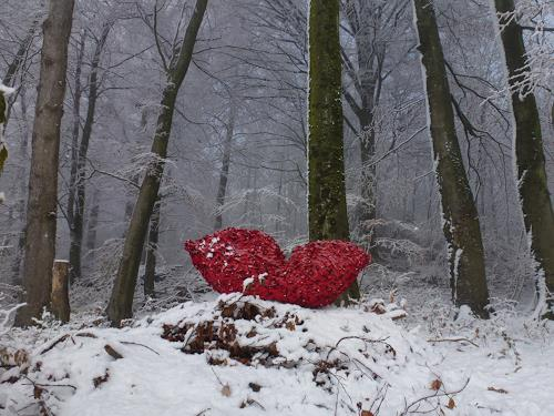 Renu G., Lippe, Landscapes: Winter, Emotions: Love, Contemporary Art