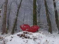 Renu-G-Landscapes-Winter-Emotions-Love-Contemporary-Art-Contemporary-Art