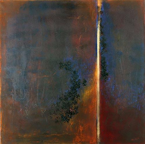 Renu G., Elegance I, Abstract art, Decorative Art, Modern Age, Expressionism