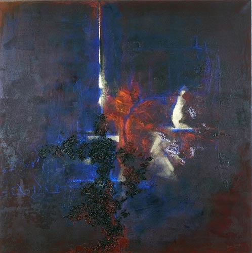 Renu G., Elegance II, Abstract art, Decorative Art, Modern Age