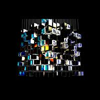 Ralfonso, Ralfonso - Light Art - 1001 Cubes