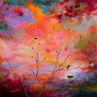 Rikka-AYASAKI-Fantasy-Landscapes-Contemporary-Art-Contemporary-Art