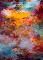 Rikka-AYASAKI-Fantasy-Abstract-art-Contemporary-Art-Contemporary-Art