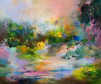 Rikka-AYASAKI-Landscapes-Spring-Poetry-Modern-Age-Symbolism