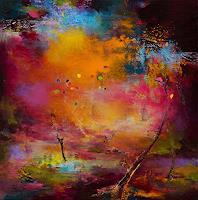 Rikka-AYASAKI-Landscapes-Fantasy-Modern-Age-Impressionism
