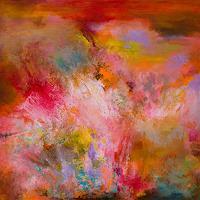 Rikka-AYASAKI-Abstract-art-Landscapes-Plains-Contemporary-Art-Contemporary-Art