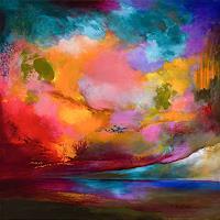 Rikka-AYASAKI-Landscapes-Sea-Ocean-Emotions-Joy-Modern-Age-Abstract-Art