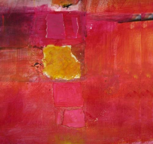 Christina Kläfiger, N/T, Abstract art