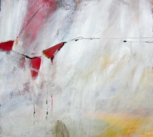 Christina Kläfiger, Verbunden, Abstract art