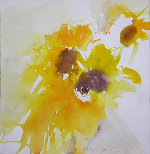 Christina Klaefiger Art Plants: Flowers