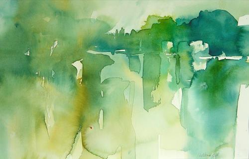 Christina Kläfiger, Am Wasser, Fairy tales, Contemporary Art