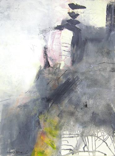 Christina Kläfiger, Fly, Abstract art, Contemporary Art