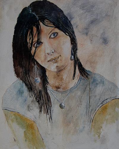 pol ledent, Eglantine 564, People: Faces, Contemporary Art