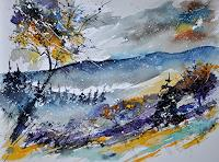 pol ledent 1 Art Landscapes: Winter Contemporary Art