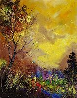 pol ledent 1 Art Landscapes: Autumn Contemporary Art